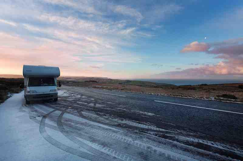 Comment arriver en Islande en camping-car?