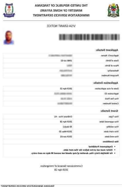 Comment faire une demande de visa américain en Haïti?