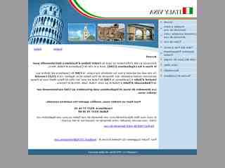 Comment faire une demande de visa pour l'Italie ?