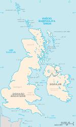 Comment l'Irlande a été divisée en deux ?