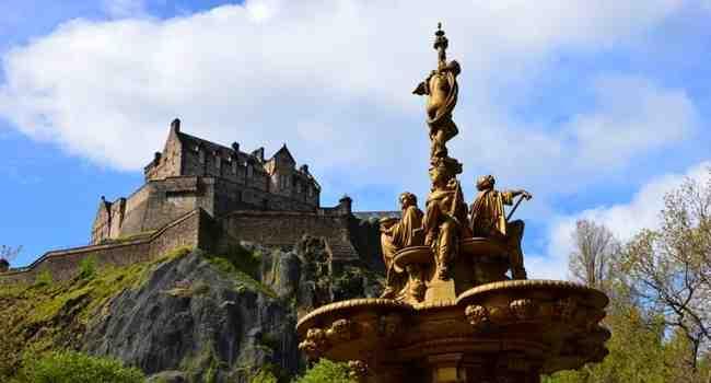 Comment se rendre en Écosse en voiture?