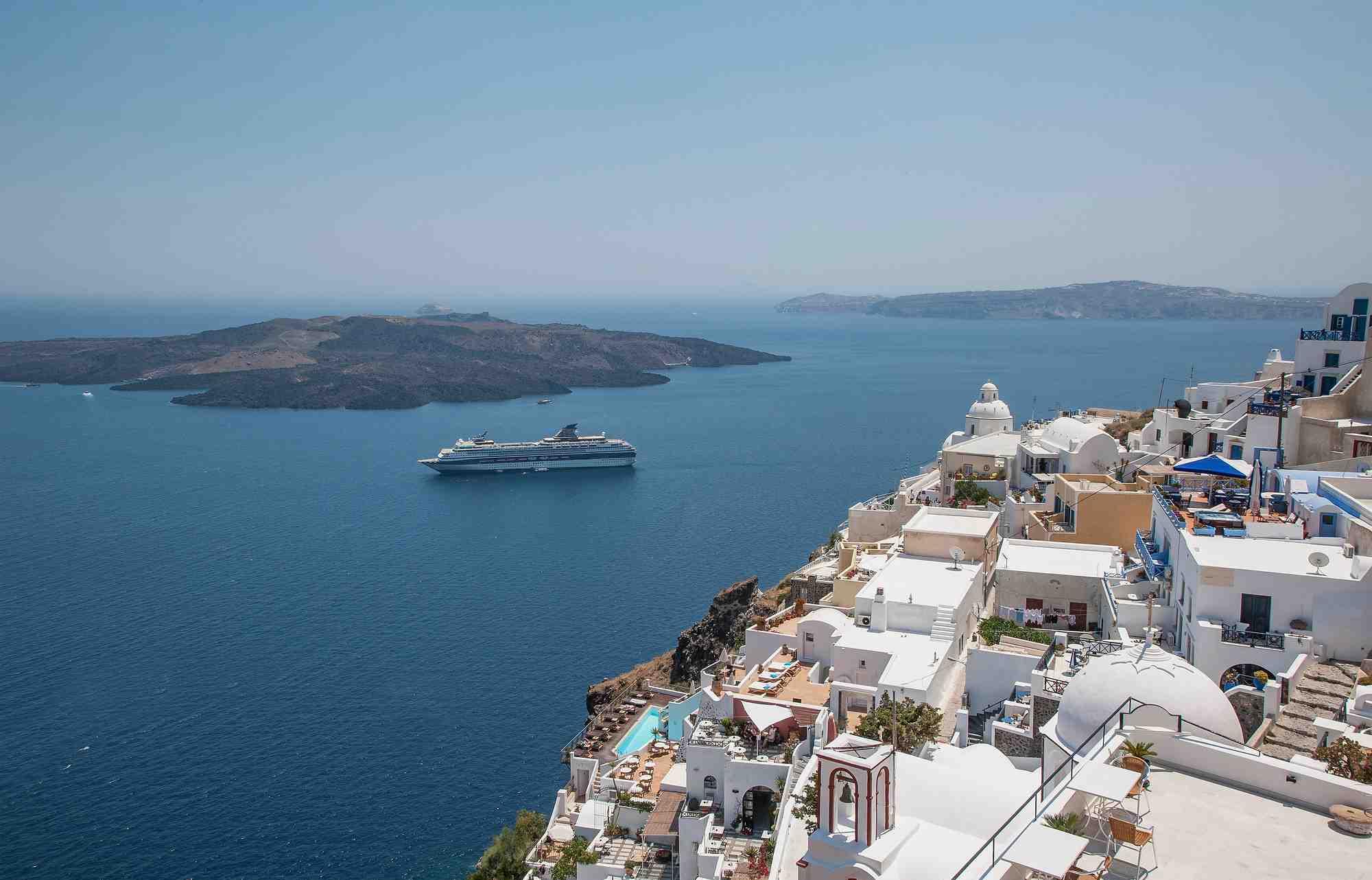 Comment se rendre en Grèce?