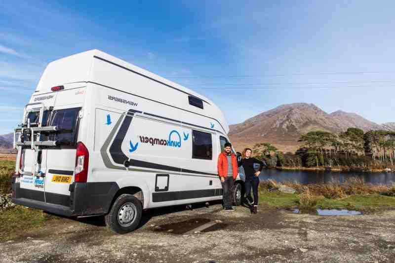 Comment se rendre en Irlande en Camping-car ?
