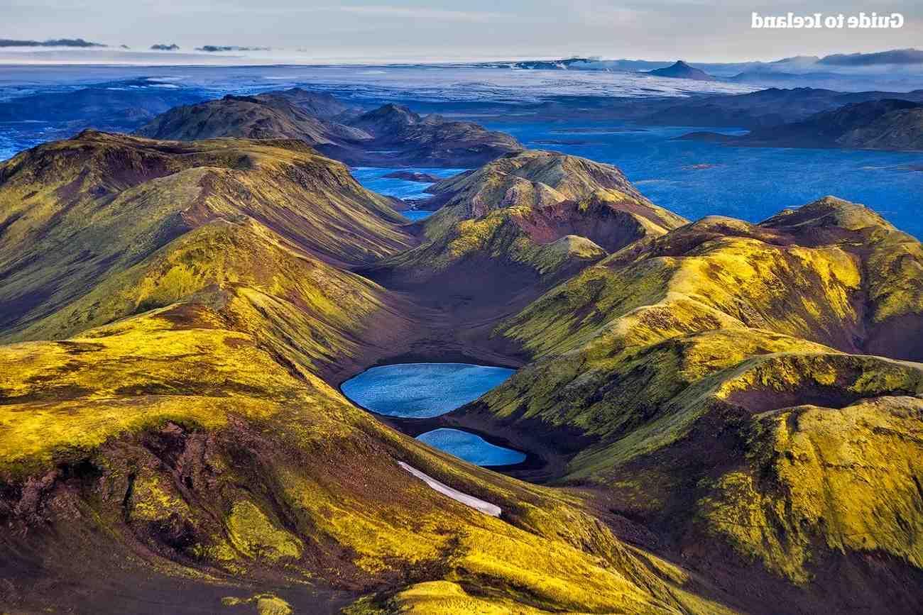 Comment se rendre en Islande en camping-car?