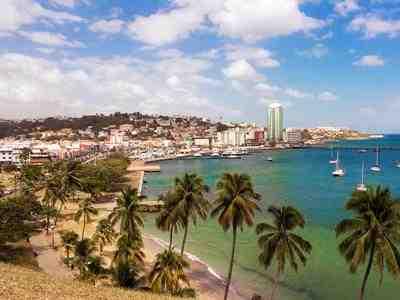 Comment se rendre en Martinique depuis Haïti?