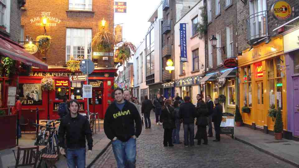 Comment trouver du travail à Dublin ?
