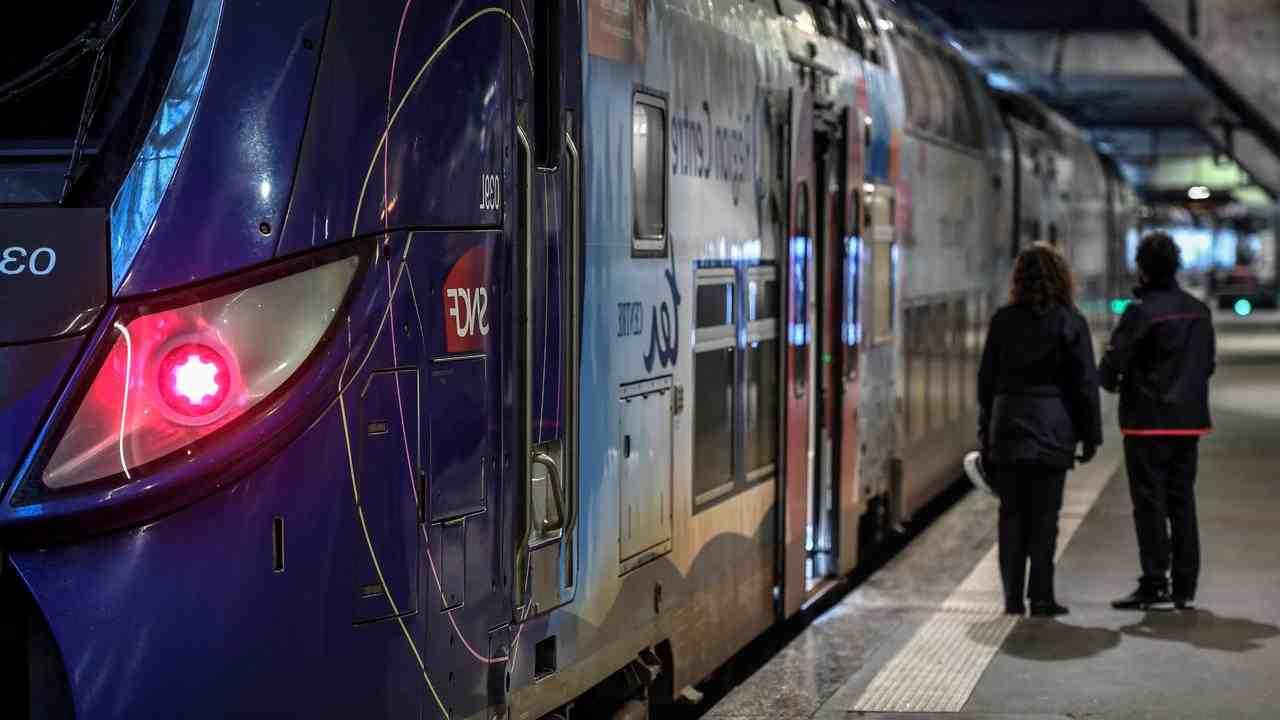 Comment trouver votre plateforme de train?