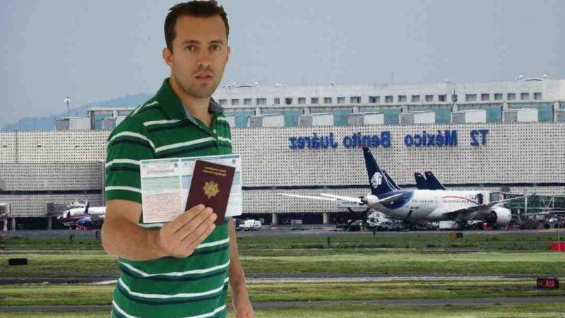 Comment un haïtien peut se rendre au Mexique ?