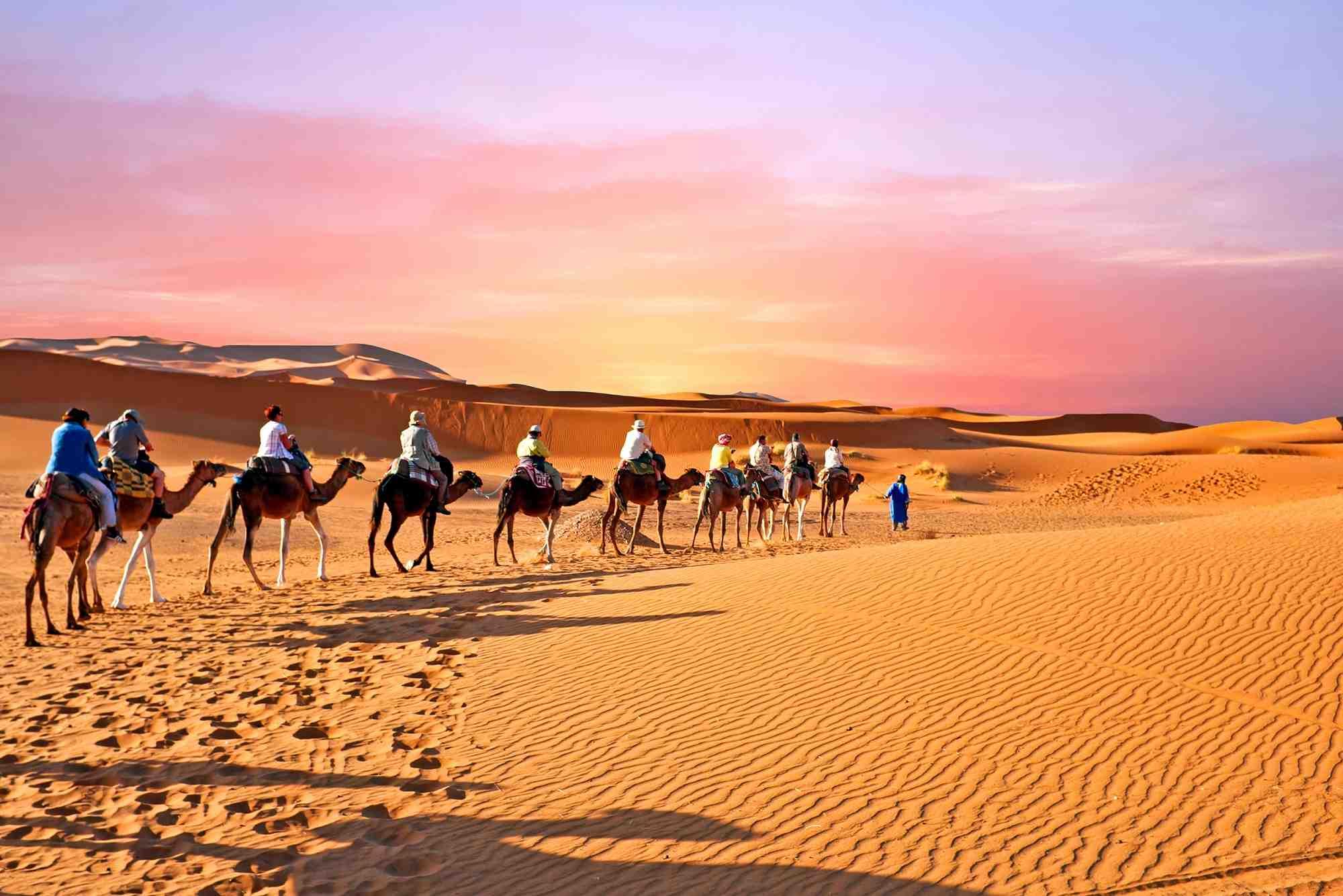 Est-ce dangereux d'aller au Maroc en ce moment?