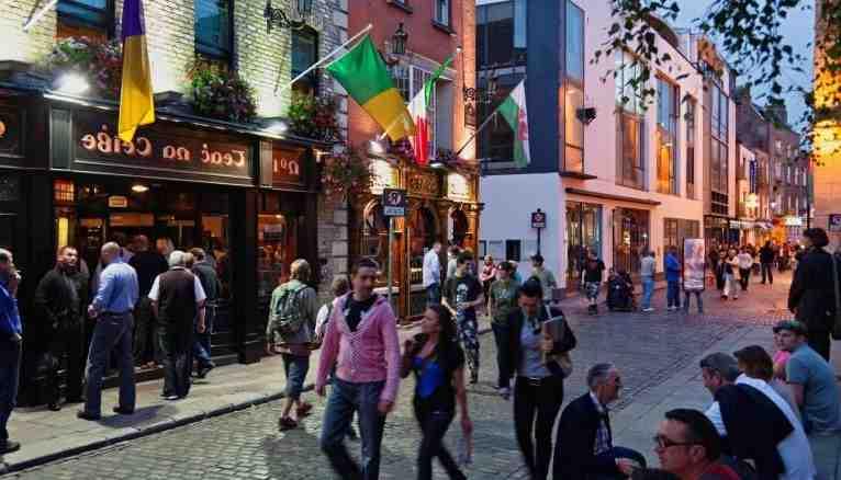 Est-il bon de vivre en Irlande ?