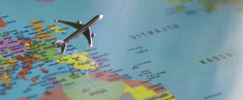 Où aller au soleil en avril sans passeport?