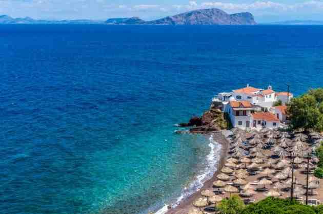 Où aller pour la première fois en Grèce?
