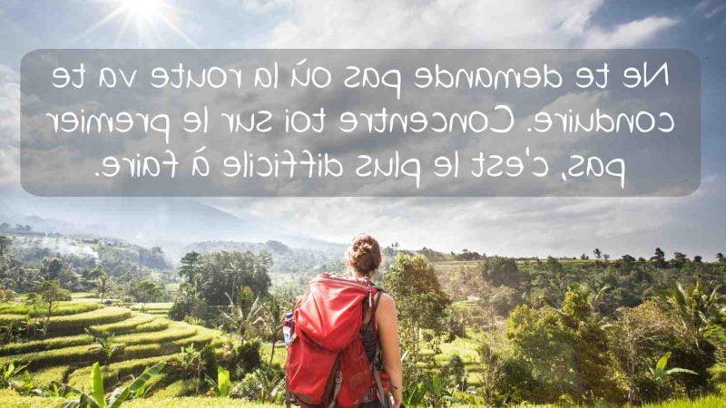 Où aller pour un premier voyage seul ?