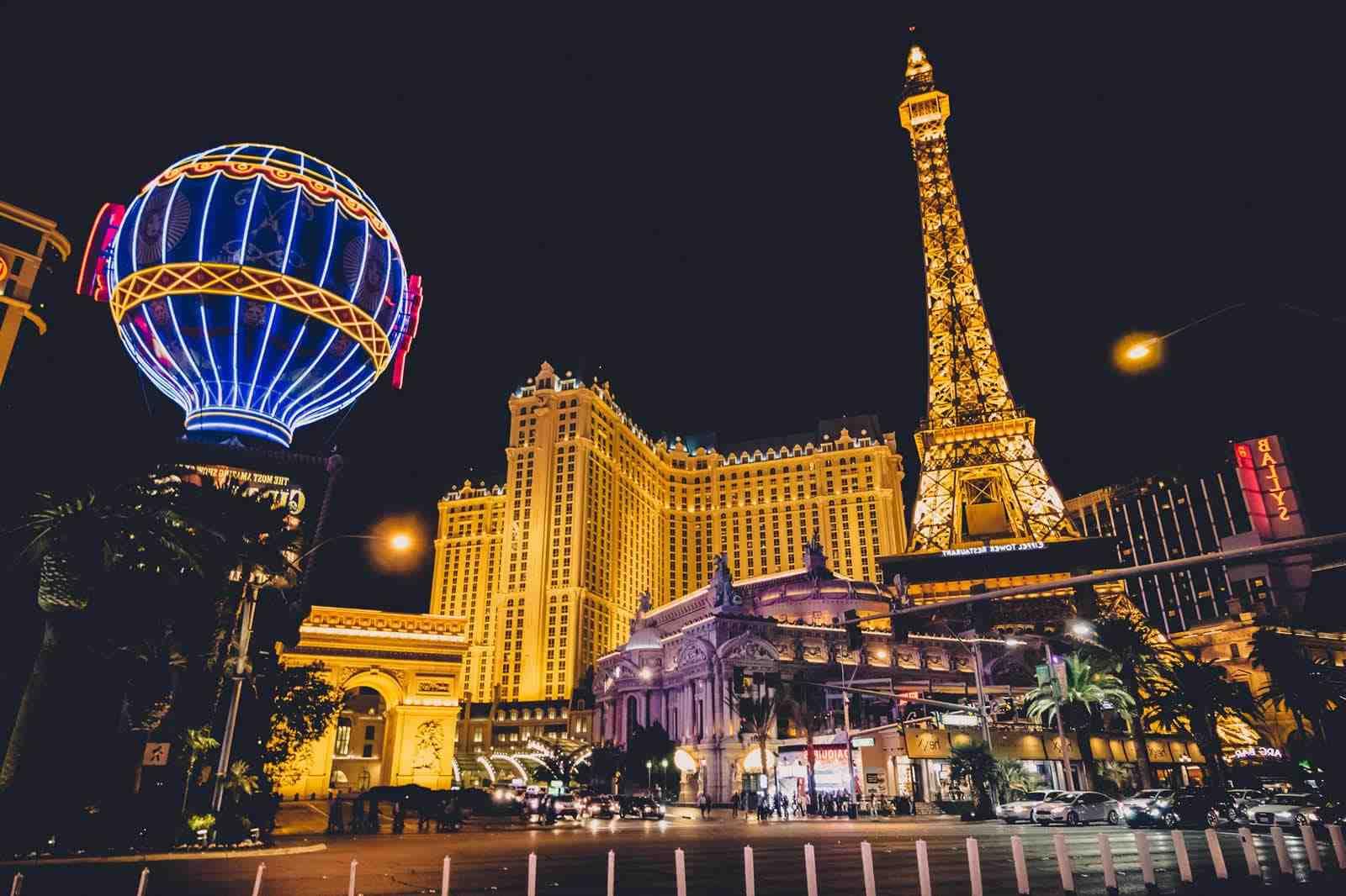 Où et quand aller à Las Vegas?