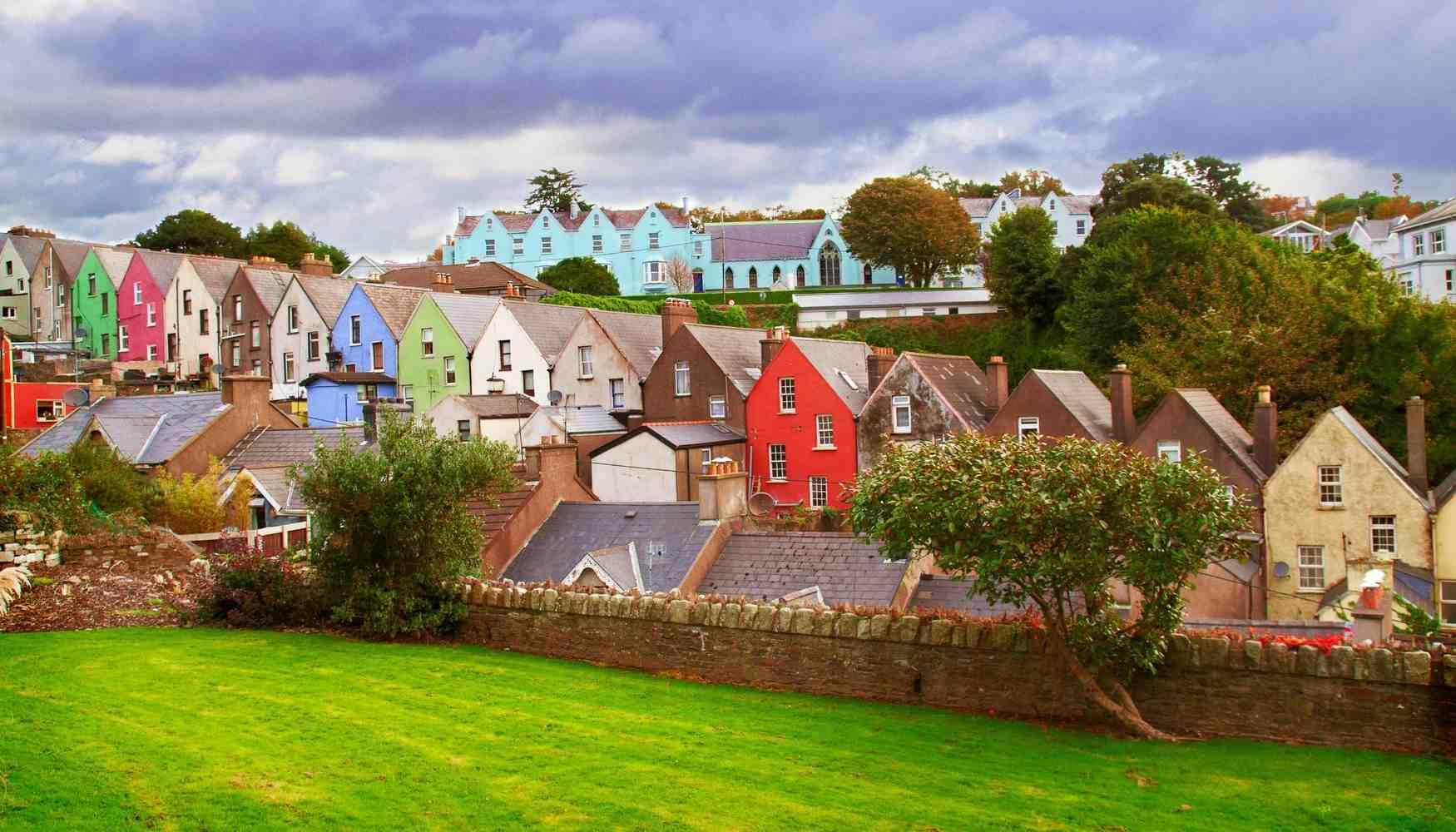 Où partir en Irlande pendant une semaine?