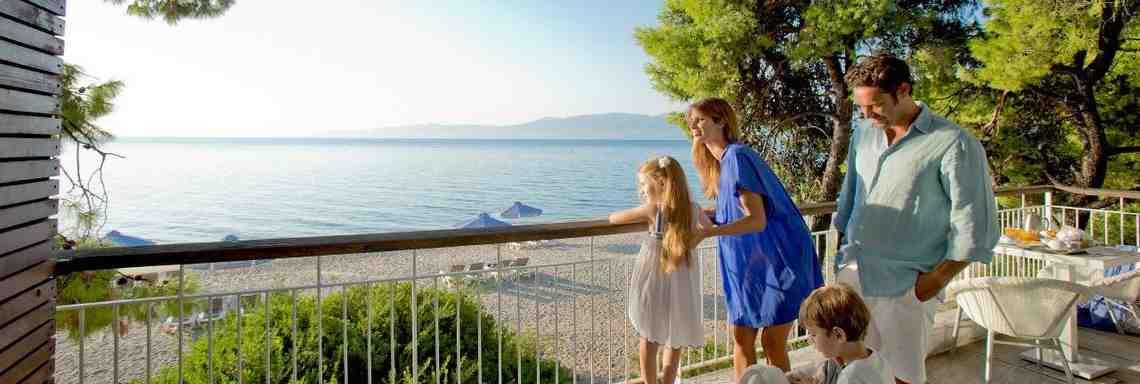 Où partir en vacances en Grèce en famille?