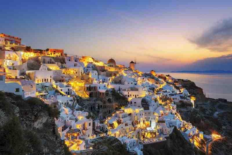 Où passer de bonnes vacances en Grèce?