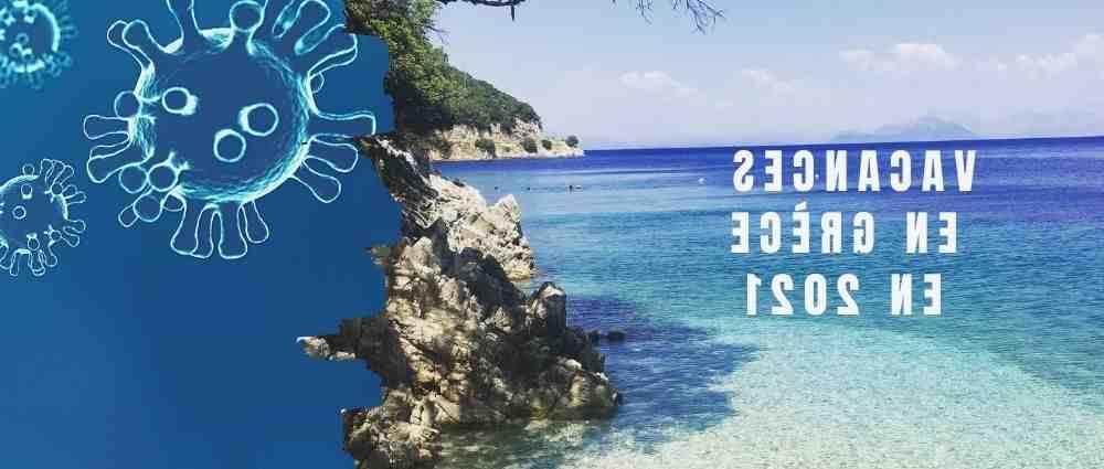 Où passer des vacances entre amis en Grèce?