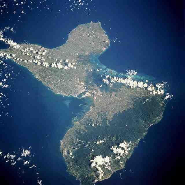 Où se loger à Grande-terre Guadeloupe ?