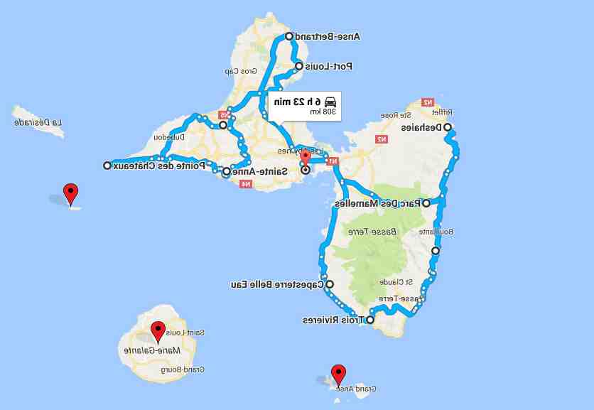 Où séjourner à Basse-terre Guadeloupe?