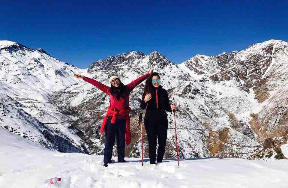 Où skier à Noël pour la neige?