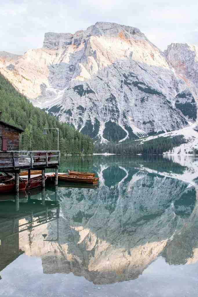 Où sont les Dolomites en Italie?
