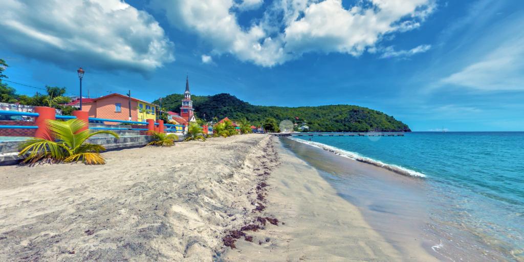 Où sont les Sargasses en Martinique ?