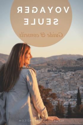 Où voyager quand on est seul ?