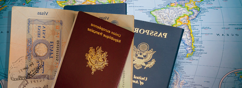 Que sont les documents de passeport?
