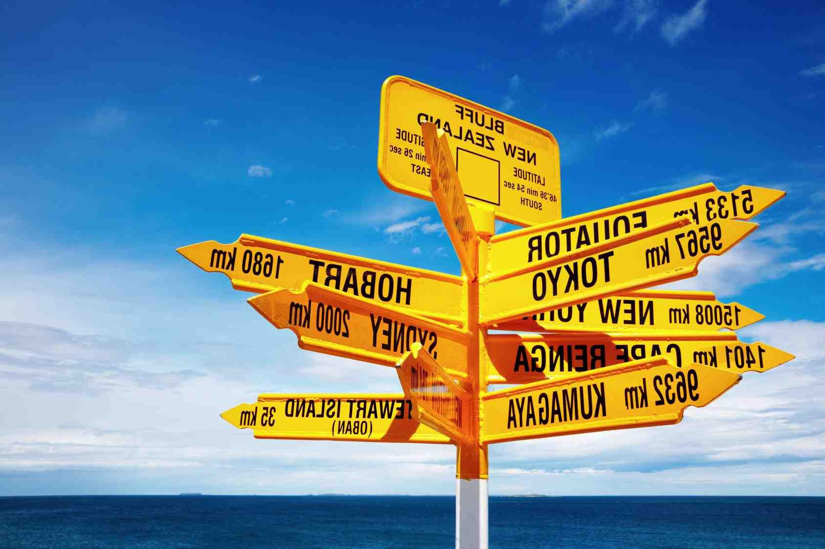 Quel est le but du voyage?
