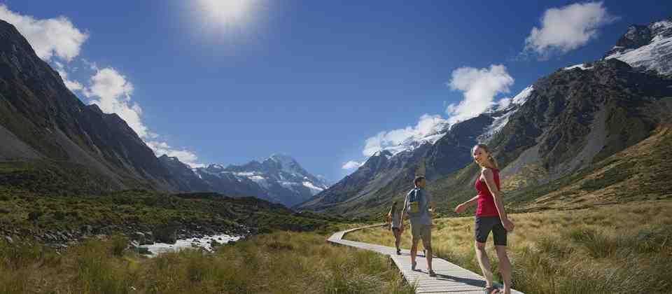 Quel est le climat en Nouvelle-Zélande?
