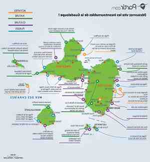 Quel est le coût officiel de la Guadeloupe?