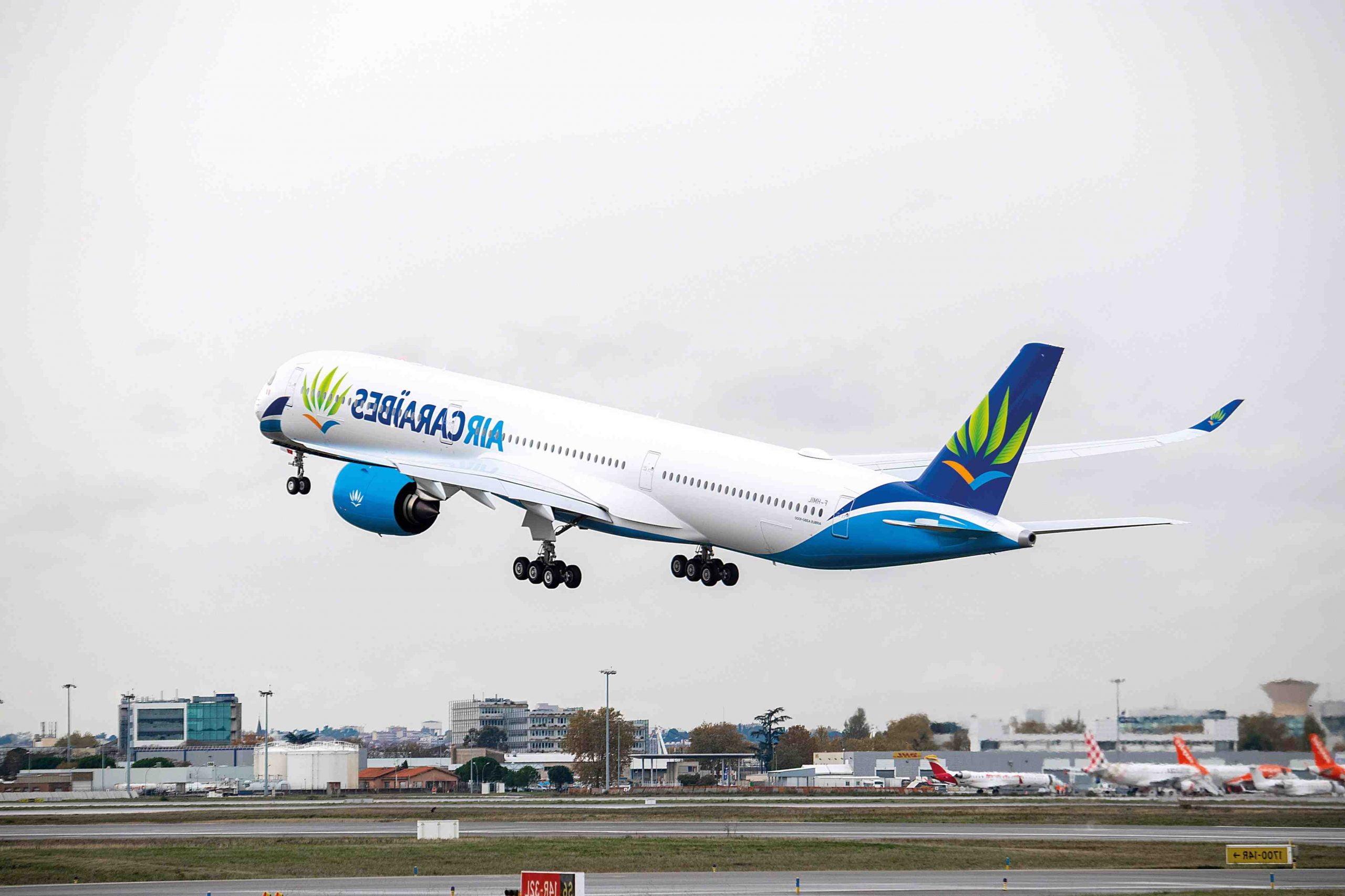 Quel est le prix d'un vol vers la Guadeloupe?
