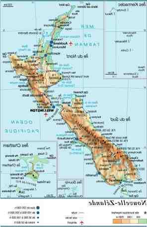 Quel est le surnom de la Nouvelle-Zélande?