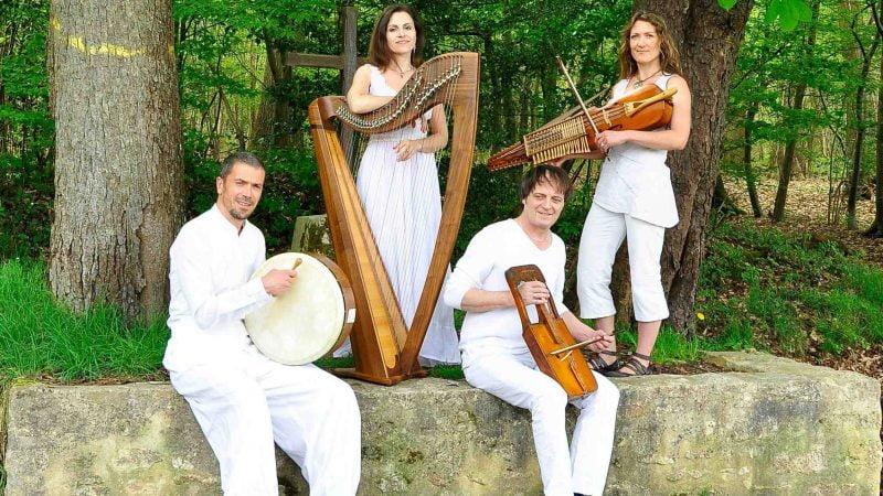 Quel instrument de musique est le symbole de l'Irlande ?