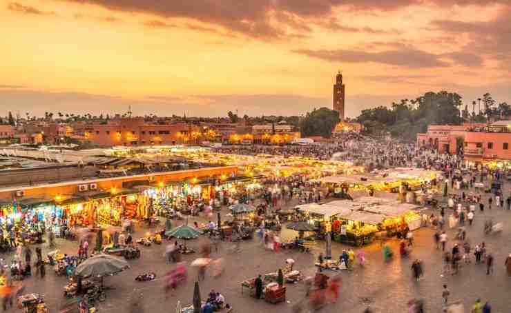 Quel mois pour partir au Maroc?