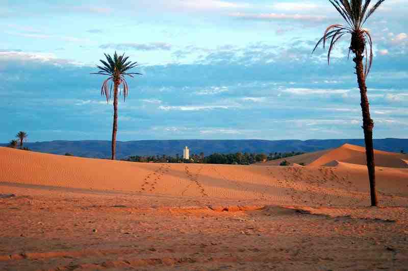 Quel temps fait-il au Maroc en janvier?