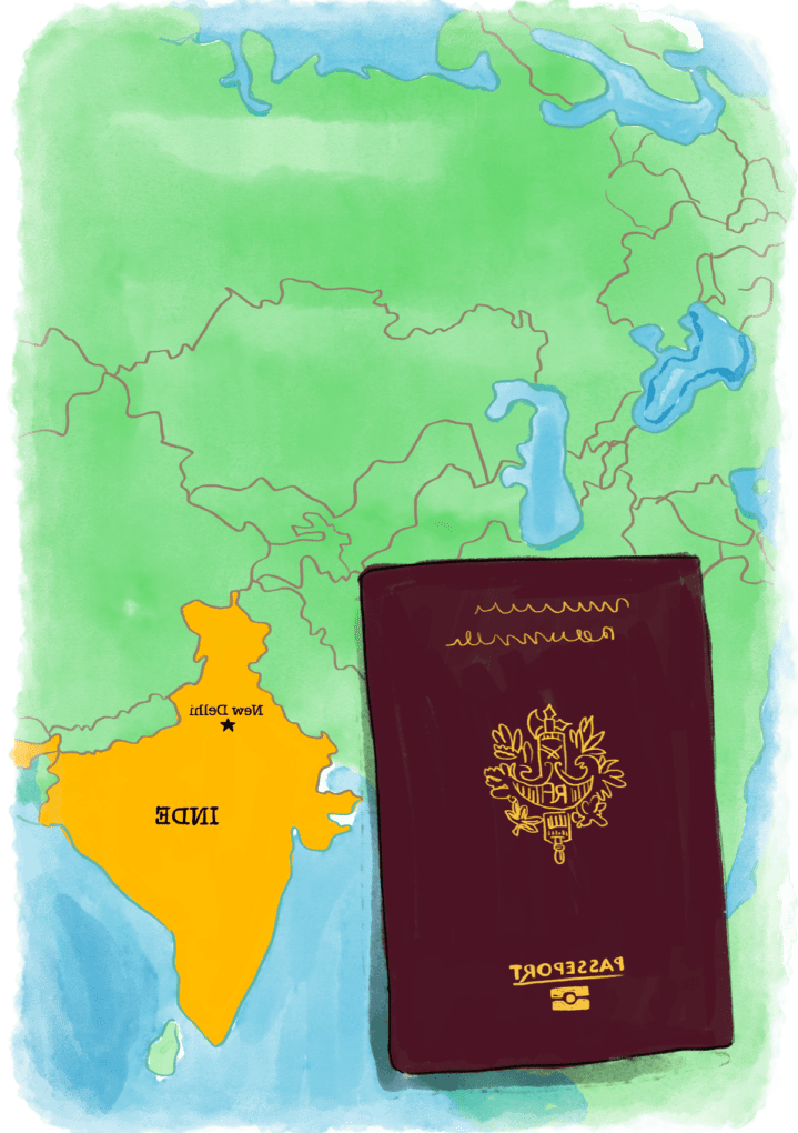 Quelle destination sans passeport?