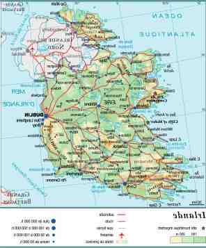 Quelle est la langue de l'Irlande ?