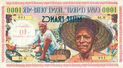 Quelle est la monnaie officielle de la Guadeloupe ?