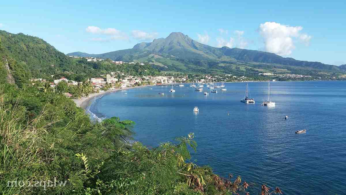 Quelle est la saison des pluies en Martinique?