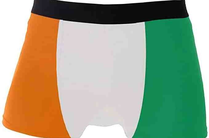 Quelle est la taille de l'Irlande ?