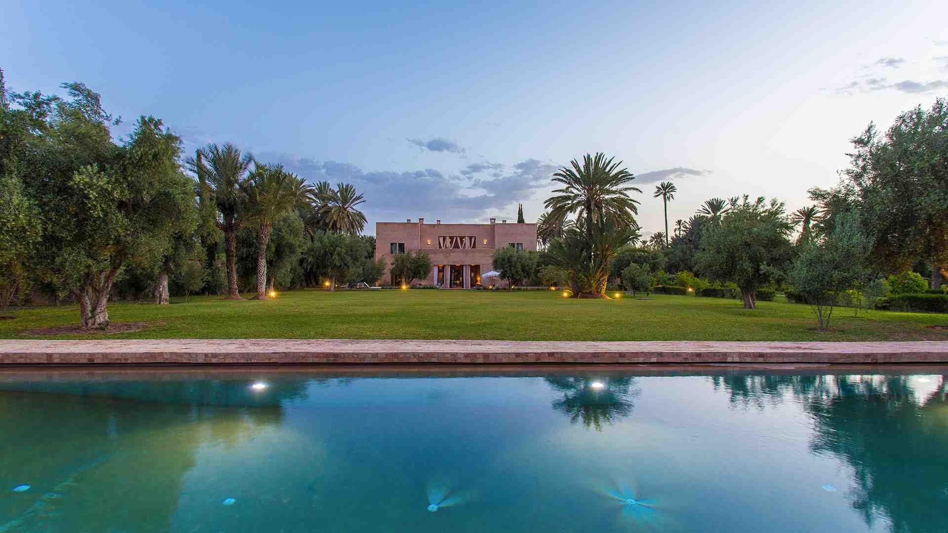 Quelle est la température au Maroc en avril?