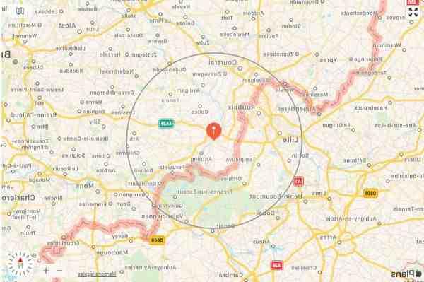 Quelle frontière n'existe plus en Belgique?