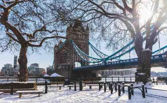 Quelle ville européenne visiter en février?