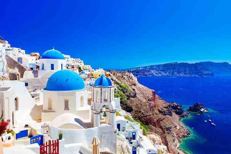Quels pays peuvent aller en Grèce?