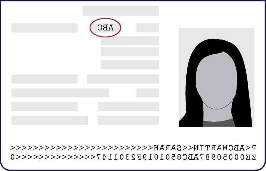 Quels sont les documents pour un visa français?