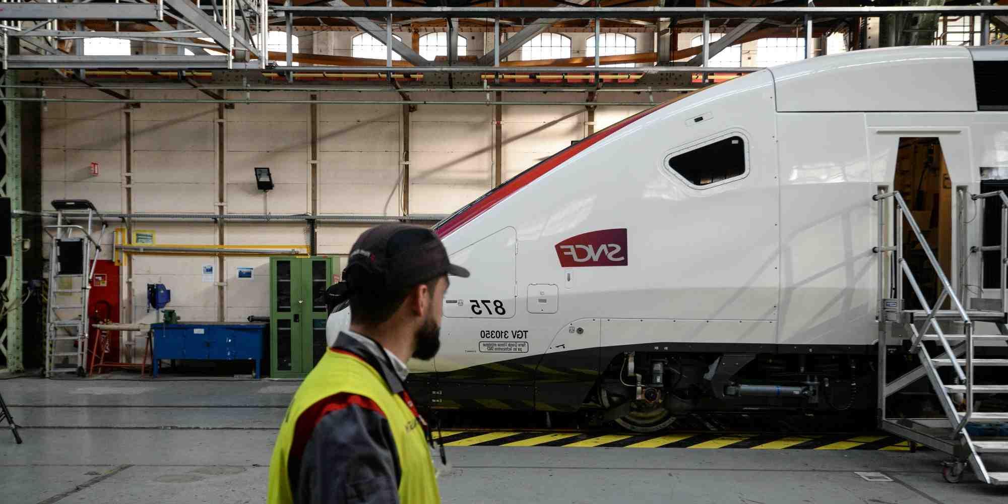 Qu'est-ce qu'une liaison ferroviaire?