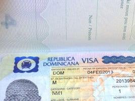 Quel est le prix du visa dominicain ?